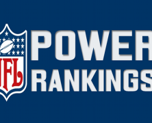 NFL Week 9 Power Rankings