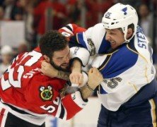 Blues/Blackhawks – Game 4