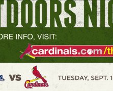 Stars of Drury's Thirteen to host Cabela's Outdoors Night at Busch Stadium