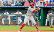 No Luck for Cardinals' Dexter Fowler