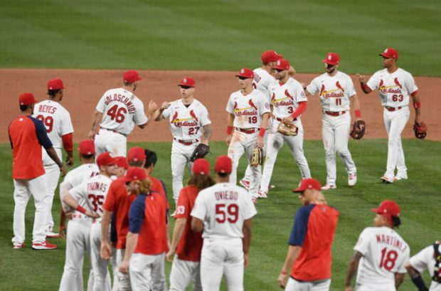 What happened in the NL Central at the trade deadline?