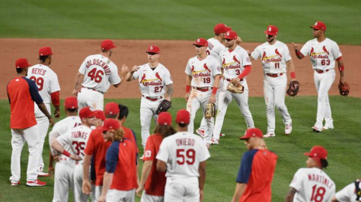 NL Central Update, July 2